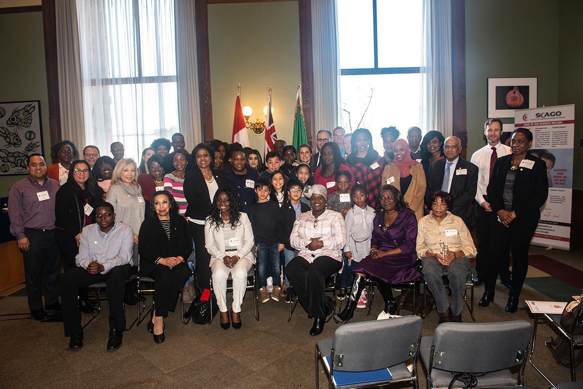 SICKLE CELL RECEPTION AT QUEEN'S PARK – MARCH 27TH, 2019