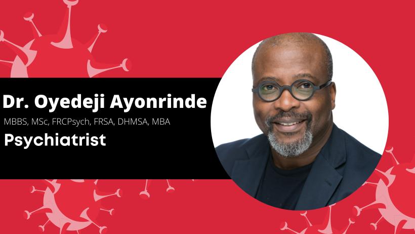 Dr. Ayonrinde Post header